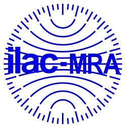 ilac-MRA logo